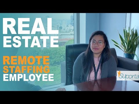Real Estate Virtual Assistant at iSuporta