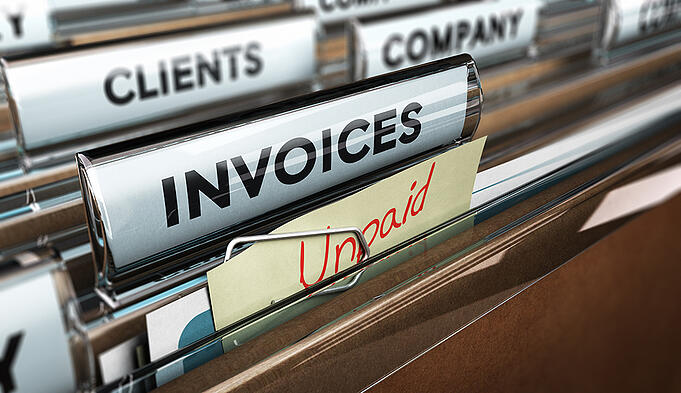 invoices and clients - outsource collections and make these easier
