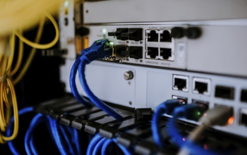 Outsourcing infrastructure - backup Internet lines