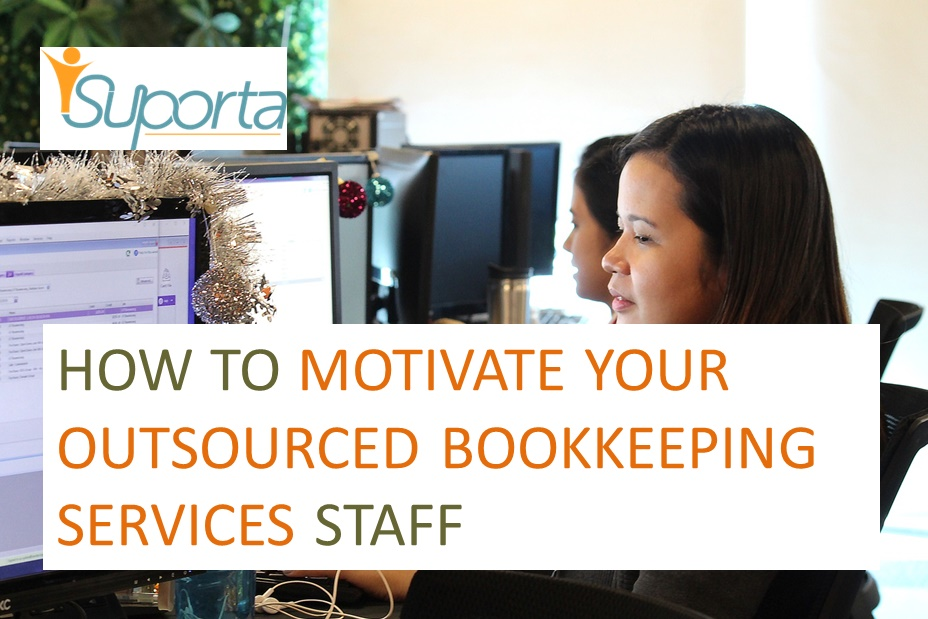 female outsourced bookkeeping staff